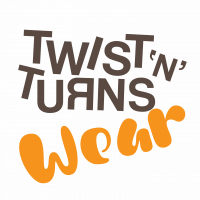 twist n turns wear logo