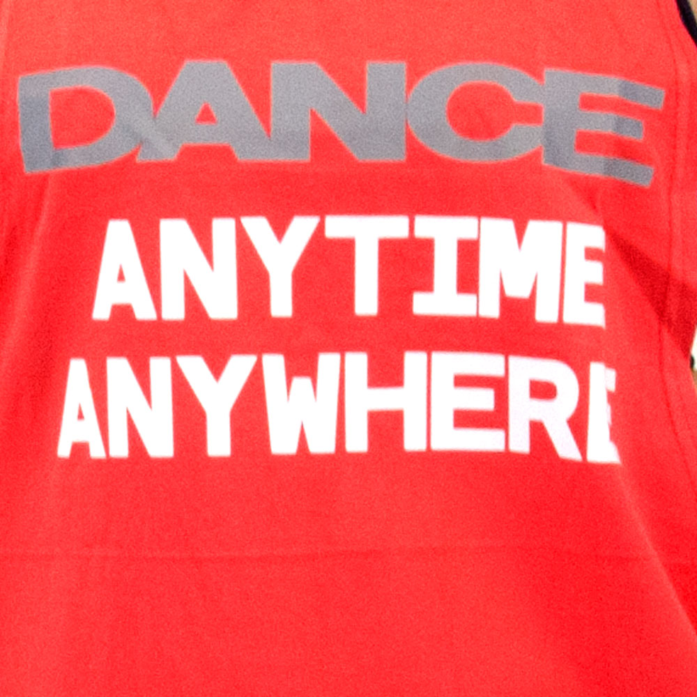 Women's Tank Top – Dance Anytime Anywhere