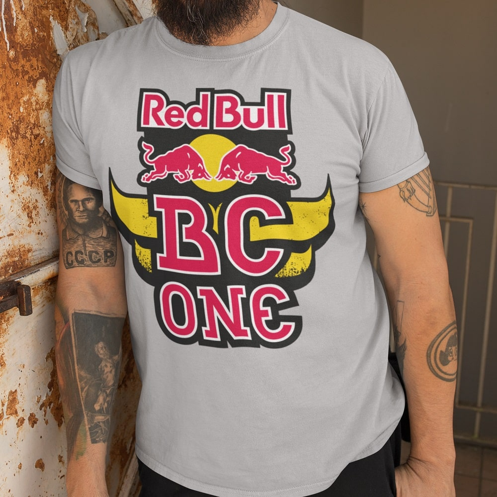 Red Bull BC ONE –  Round Neck T-Shirt