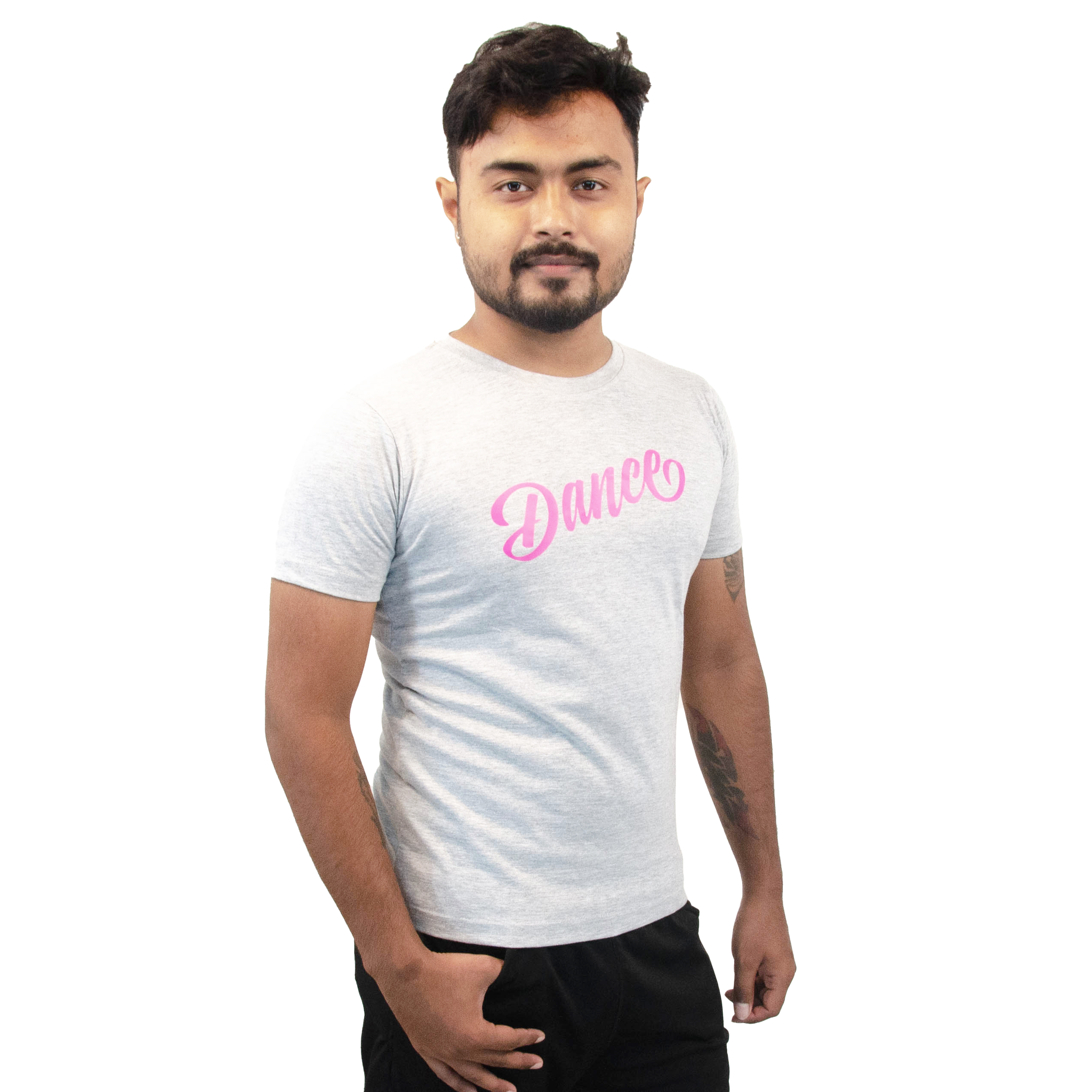 Dance T-Shirt Printed in Pink