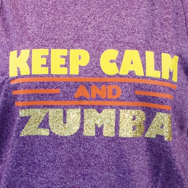 Women's Tank Top – Keep Calm and Zumba